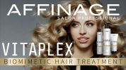 Affinage Vitaplex Biometric Hair Treatment Northampton