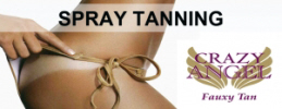 Crazy Angel Spray Tanning Northampton